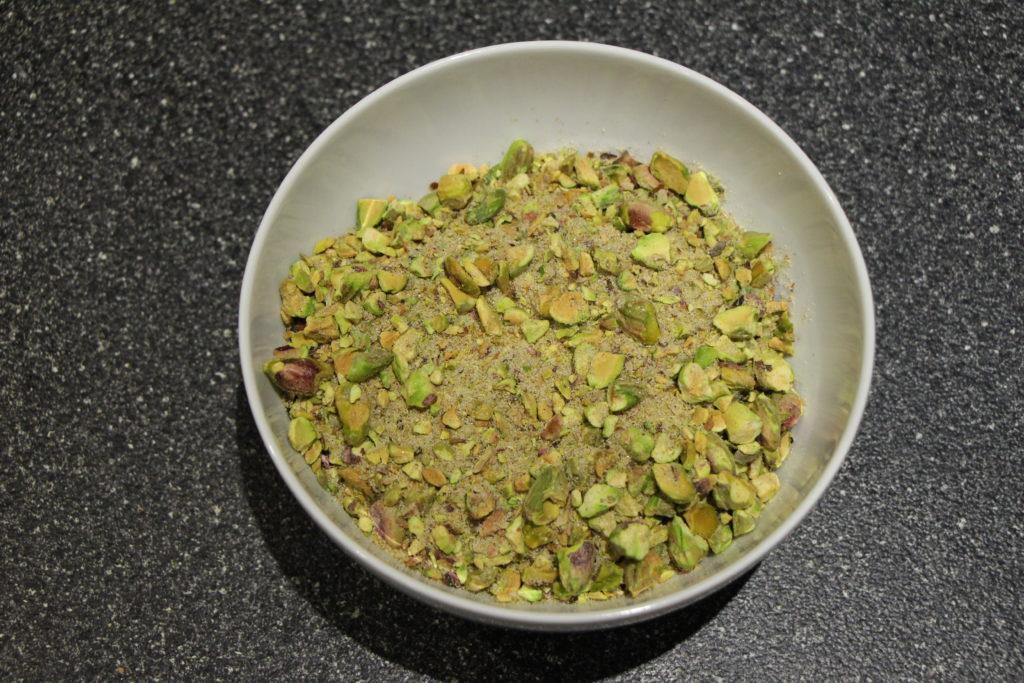 Baklava pistachio