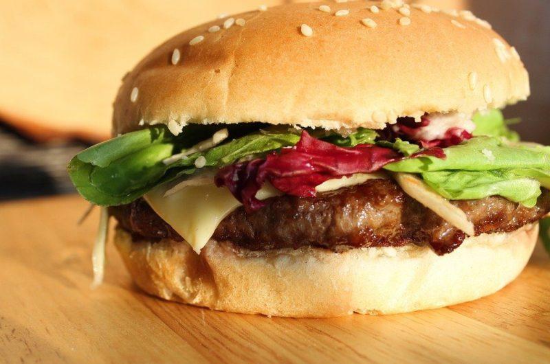 Delicious Beef Burgers