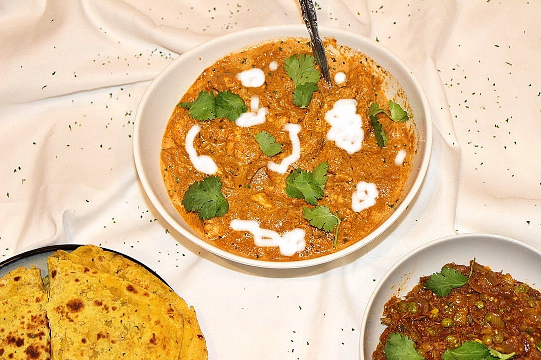 Butter chicken to die for