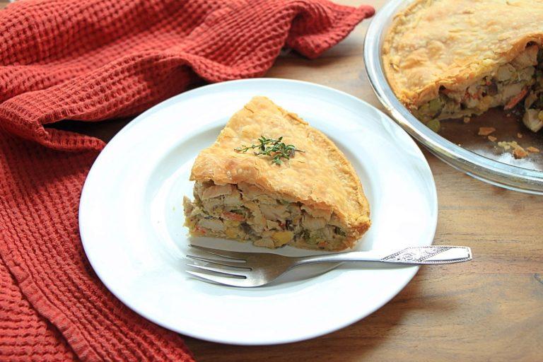 Gourmet Chicken Pot Pie