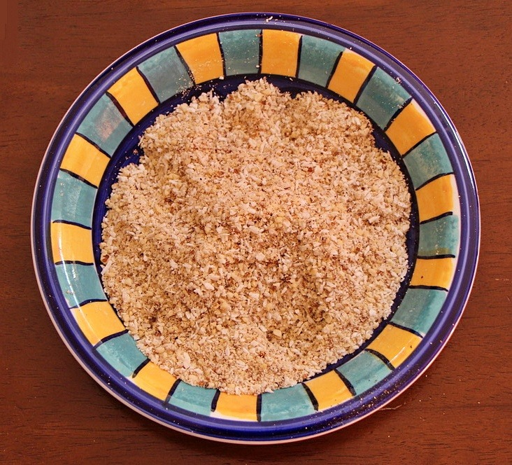 Almond and coconut mix