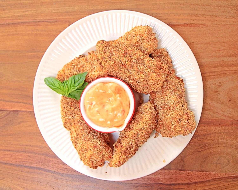 Gluten free chicken fingers