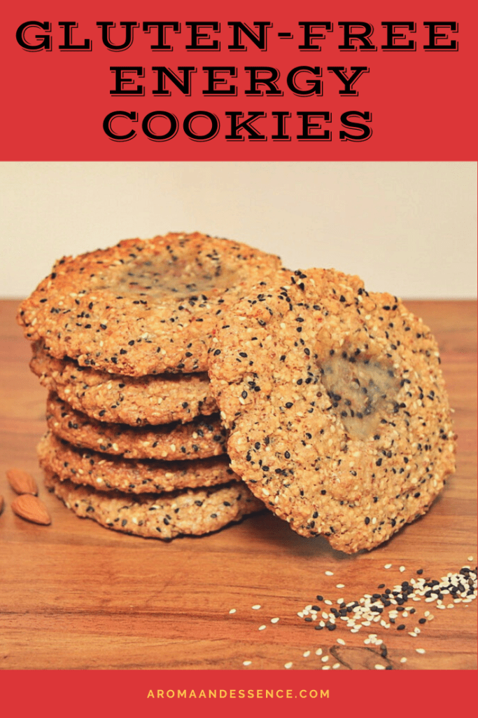 Gluten-Free Energy Cookies