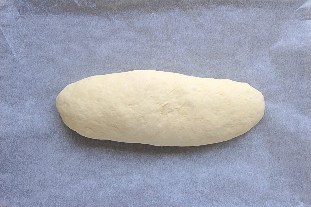Italian bread loaf