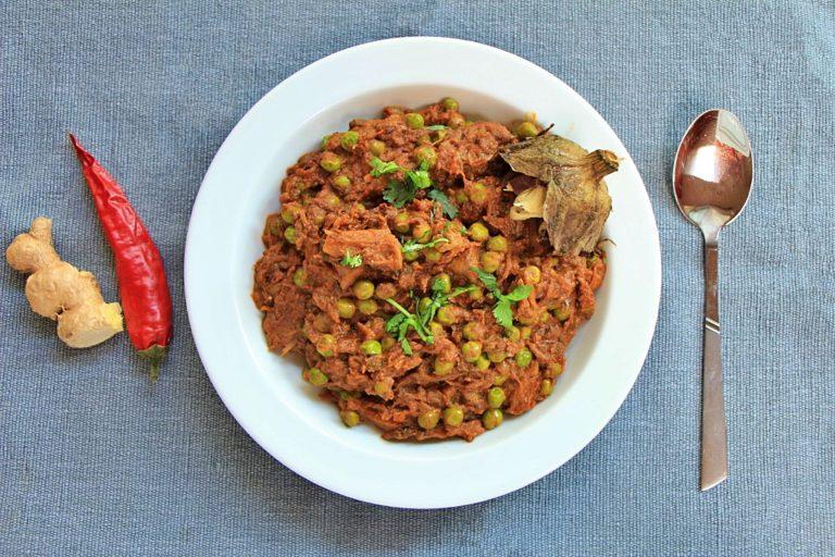 Roasted Eggplant Curry – Baingan Bharta
