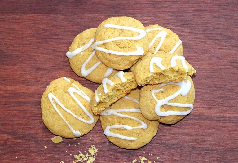 Delicious Soft Pumpkin Cookies