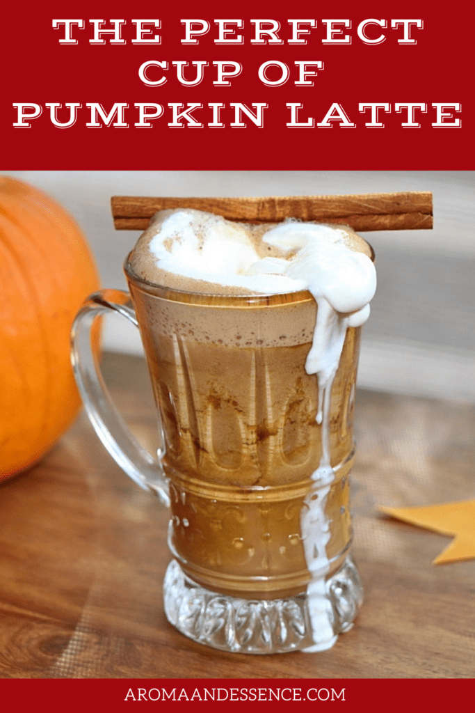 The Perfect Cup of Pumpkin Latte